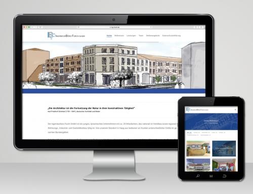 Ingenieurbüro Furch: Website