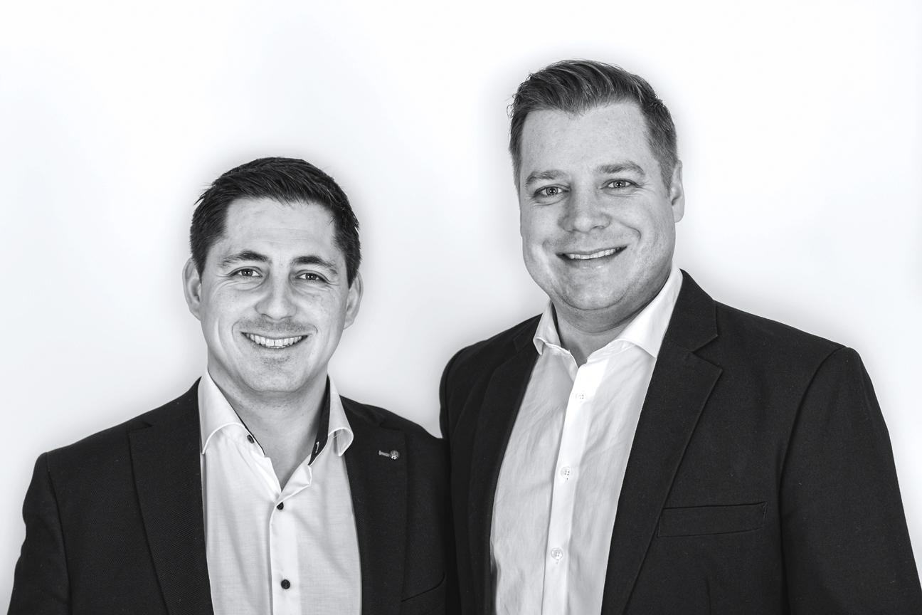 Die Gründer der ZettlKopp GbR: Johannes Zettl und Sebastian Kopp