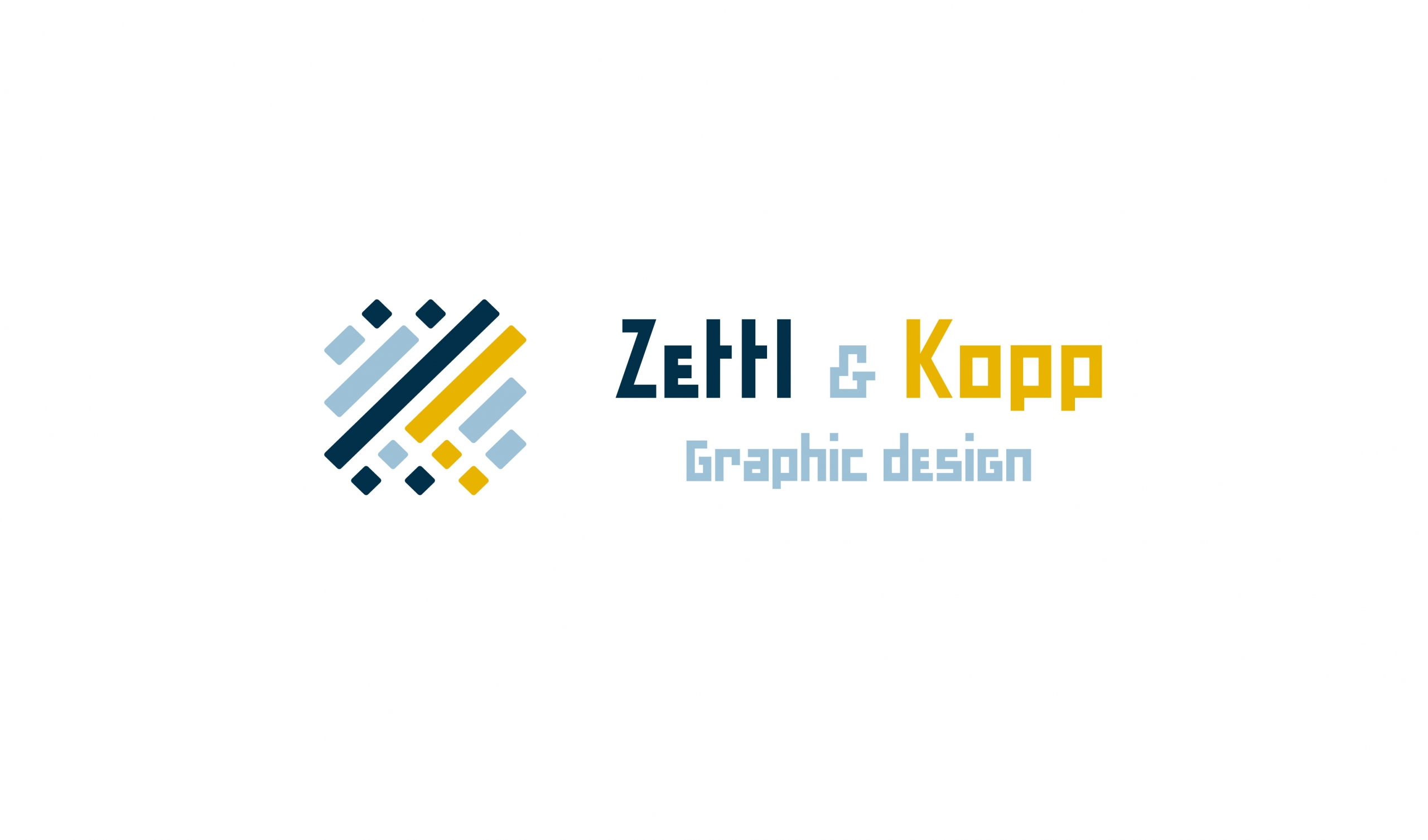 Logo groß ZettlKopp GbR – graphic design / Grafikdesign /Kommunikationsdesign